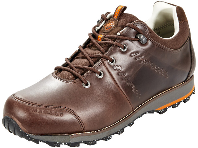 Mammut Alvra Low LTH - Chaussures Homme - marron